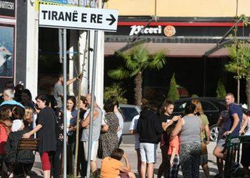 Nuk ka qetësi, tërmeti godet për herë të tretë Shqipërinë