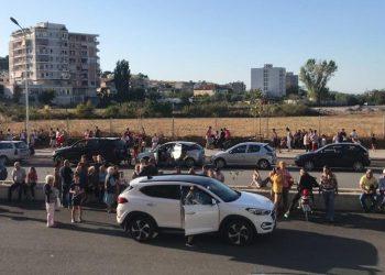 Tërmeti i fuqishëm në Tiranë, dëmtohen pallatet të Astiri