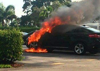 Dramë në Shkup, pronari i'a vonon disa paga, punëtori i'a djeg makinën X6