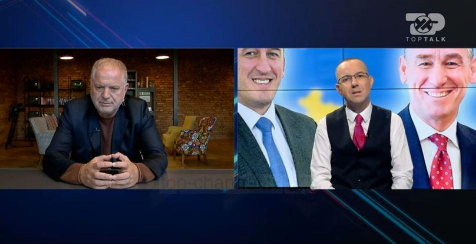 Baton Haxhiu i kërkon publikisht Albin Kurtit t'i kërkojë falje Edi Ramës! Ja shkaku (VIDEO)