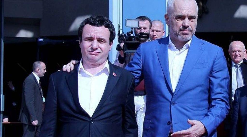 """Albin Kurti tregon arsyen e """"ftohjes"""" së marëdhenies së tij me me Edi Ramën"""