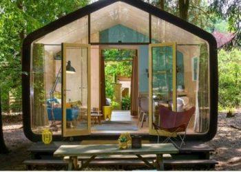 Njihuni me shtëpinë 25 mijë euroshe, e ndërtuar brenda ditës (VIDEO)