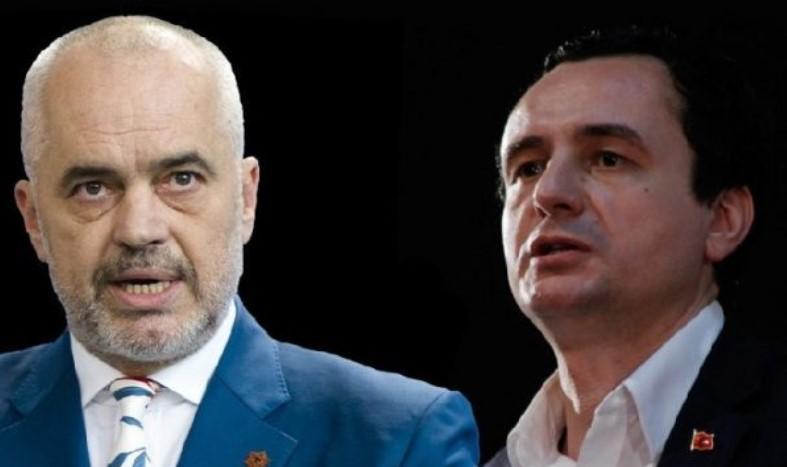 """""""Unë nuk bëj politikë me marrëdhëniet personale"""", Edi Rama flet për raportin me Albin Kurtin (VIDEO)"""