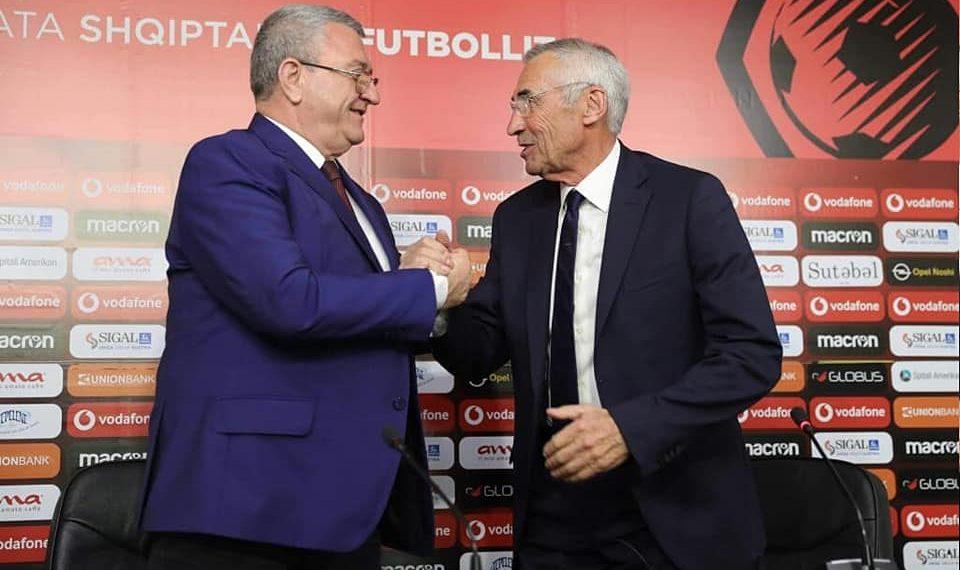 Edy Reja fiton rinovimin me Shqipërinë me punë dhe respekt