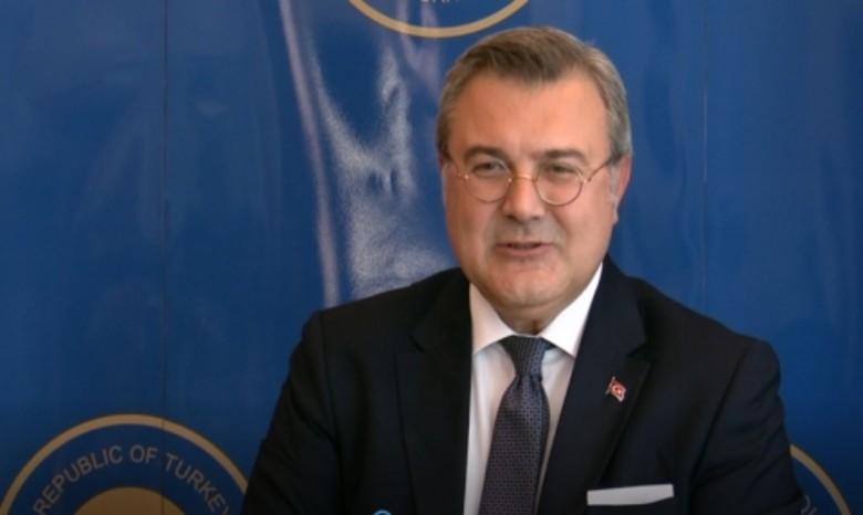 Ambasadori turk në Tiranë: Besojmë se kemi mbështetjen e Shqipërisë për luftën në Siri