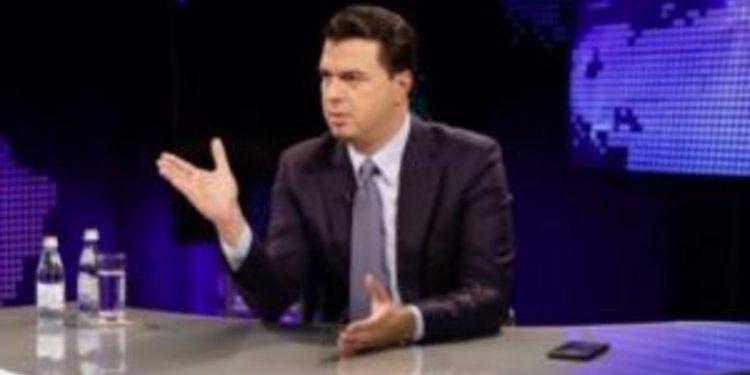 Informacioni sekret se do digjej Kuvendi, Basha shigjeton Ilir Metën