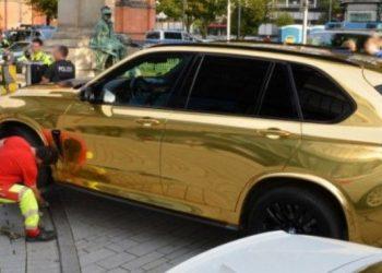 """Policia i'a merr 'BMW' një Shqiptarit në Duseldorf: """"Reflektonte shumë në rreze dielli"""""""