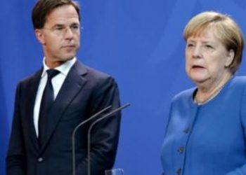 Qëndrimi kundër për negociatat, kryeministri i Holandës bën deklaratën e fortë pas takimit me Merkel për Shqipërinë