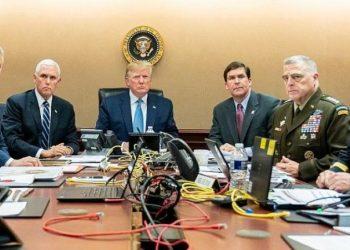 """Detajet e """"heqjes qafe"""" të Baghdadit, Trump: Na e ruante shpinën edhe Turqia"""
