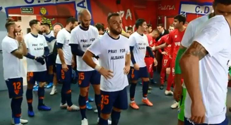 Tragjedia me 49 viktima, klubi spanjoll bën gjestin prekës për Shqipërinë (VIDEO)
