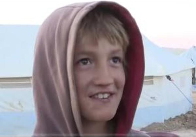 """""""Nuk e di ku është babi"""", historia e 10-vjeçarit shqiptar në kampin Al Hol"""