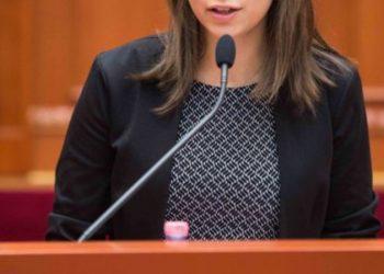 """""""Më bëre me turp"""", moderatorja e TCH e pyet troç fare, ish-deputetja e LSI surprizon me përgjigjen (VIDEO)"""