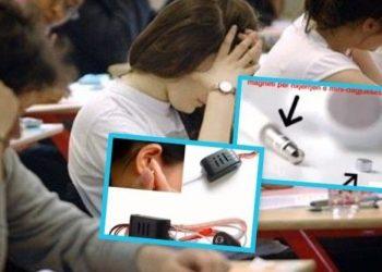 Faqja shqiptare iu tregon studentëve si të kopjojnë në provime (VIDEO)