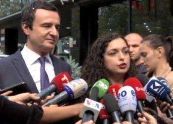 Osmani tregon numrin e ministrive dhe skenarin për ndarjen e tyre