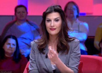 Kë nga meshkujt e famshëm shqiptarë do të puthje në buzë? Mariza Ikonomi e thotë emrin pa u menduar fare