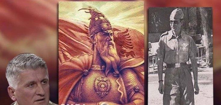 'Si mund të krahasosh Skënderbeun me komunistët?' Shkrimi viral i Gjekmarkajt për Milon