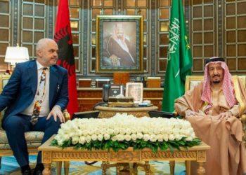Çmendet mbreti i Arabisë, ja sa miliona euro jep për Shqipërinë pas tërmetit