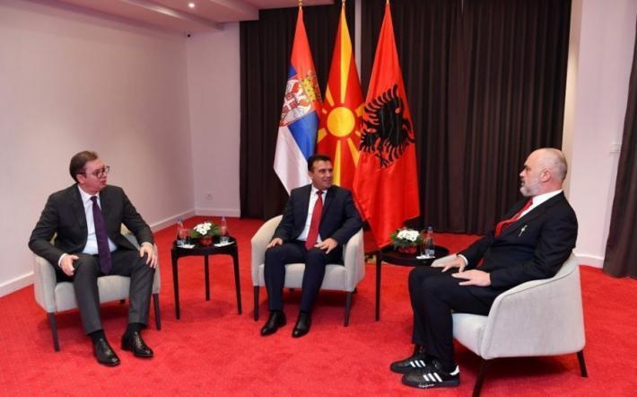 'Lider rajonal', apo me mision për të përçarë Kosovën me Shqipërinë?!