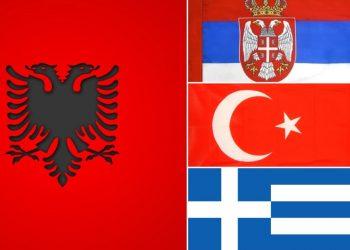 Si po pushtohet sot Shqipëria nga grekët, serbët dhe turqit? Vendimet tronditëse (VIDEO)