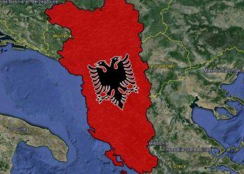'Çmenden' serbët, u shfaqet Shqipëria e Madhe edhe në çokollata