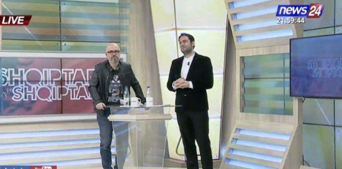 94-vjeçari dhuron 10 mijë euro për të prekurit nga tërmeti, live në emision: Kam dhënë pak, Zoti iu dhëntë më shumë