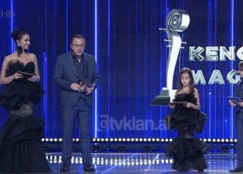 """""""Mbaroi epoka jote"""", Ardit Gjebrea përballet me surprizën e papritur tek 'Kënga Magjike'! Kush është moderatori i ri që ia zuri vendin? (VIDEO)"""