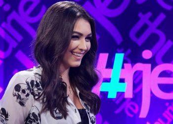 U largua nga ekranet e Shqipërisë, Jonida Vokshi rikthehet në televizionin ku nisi gjithçka (VIDEO)