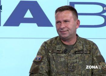 """""""Veç po na ra Serbia nuk vimë"""", komandanti i Forcave të Kosovës tregon momentin e veçantë pas tërmetit në Shqipëri"""