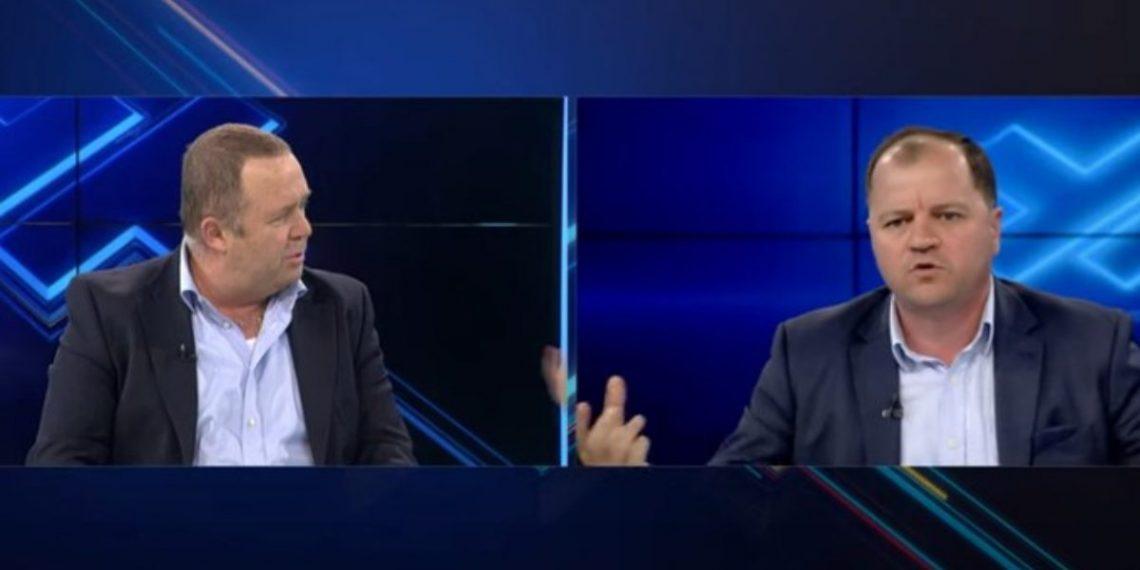 """Je polic, apo politikan?!"", Gjergj Luca përplaset me Lefter Maliqin (VIDEO)"