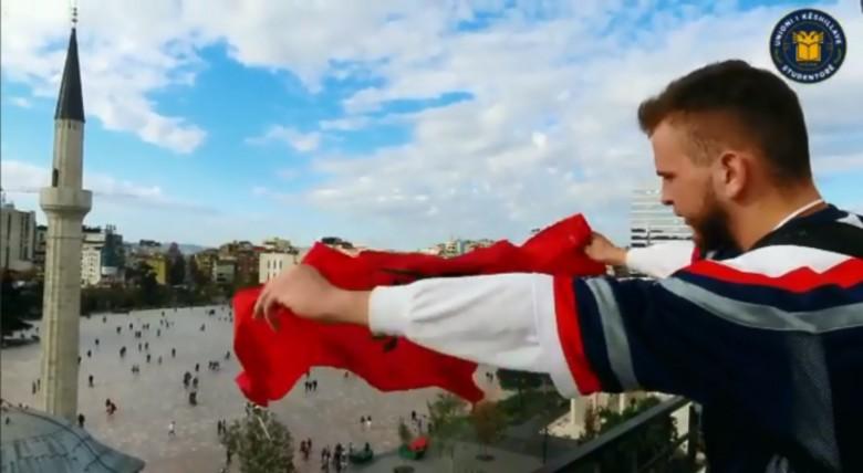 """""""Unë zgjedh të qëndroj në Shqipëri!"""" Videoja emocionuese e studentëve për 8 Dhjetorin (VIDEO)"""