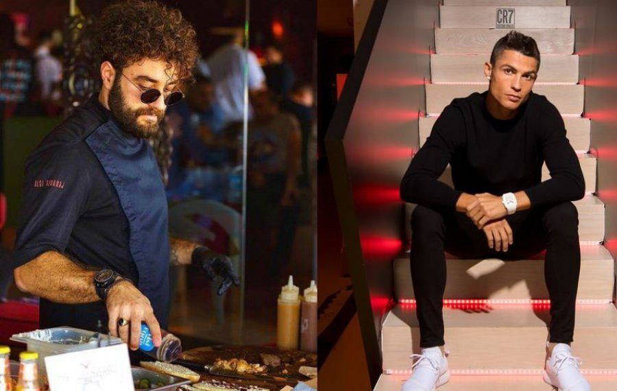 I zuri vendin Rento Mekollit për një puntatë, Alsi Sinanaj tregon çfarë recete i përgatiste Cristiano Ronaldos