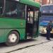 Del nga rruga autobusi i linjës Tiranë-Athinë, përfundon në kanal (FOTO)