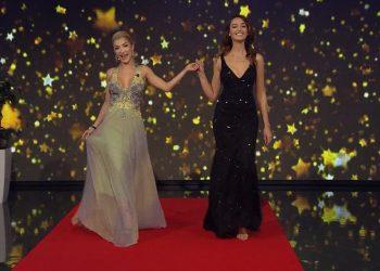 """Kaloi nga moda në prezantimin e """"Këngës Magjike"""", Roza Lati ka një mesazh për Adrola Dushin që nuk e priste askush"""