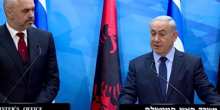 Kryeministri izraelit mbështet Shqipërinë pas tragjedisë: Ne kurrë nuk i harrojmë miqtë tanë