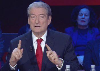 """Sali Berisha: Minishengeni, një projekt i """"Serbomadhisë"""", ardhja e Vuçiqit në Tiranë poshtëroi kombin"""
