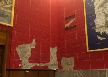 """Tërmeti nuk """"kursen"""" as zyrën e Ramës, dalin pamjet nga kryeministria (FOTO)"""