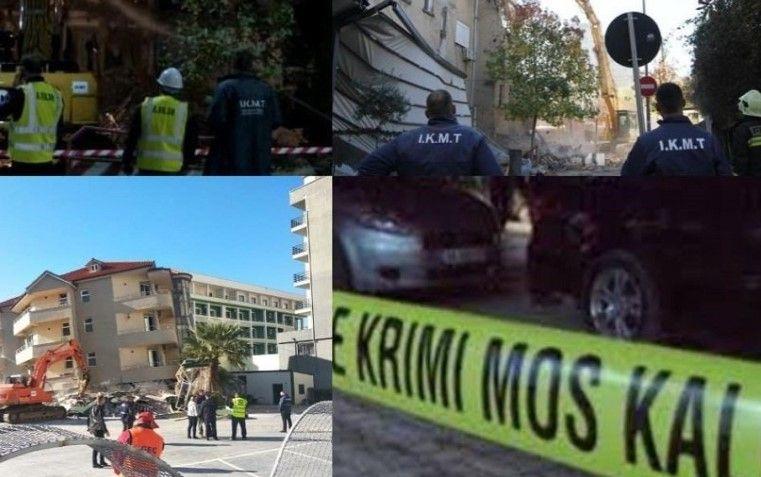 Shembja urgjente e pallateve në Durrës, inxhinieri: Po zhdukin gjurmët e krimit