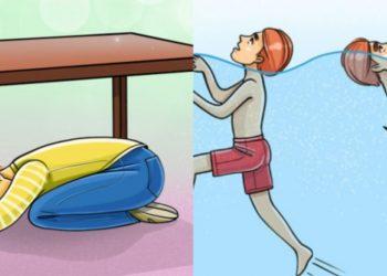 Tërmetet dhe zjarri: Si të shpëtoni nga 6 gjërat më të rrezikshme që mund t'iu ndodhin