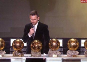 """Nëna e Messit ishte e papërgatitur për """"Topin e Artë"""" të 6: Menduam se i pesti do të ishte i fundit"""