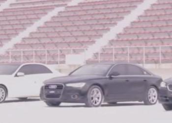 Ja pse Audi është mbret i borës. Ja si i mposht Mercedesin dhe BWM-në (VIDEO)