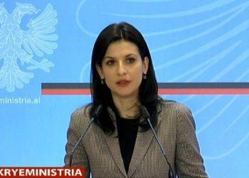 Ministrja Gjonaj jep informacionin e rëndësishëm për paketën 'Anti-kçk': Hyn në fuqi menjëherë, ja kush është në shënjestër