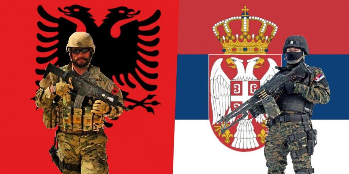 Hulumtimi më i fundit, cila ushtri është më e fortë e Shqipërisë apo Serbisë? (VIDEO)