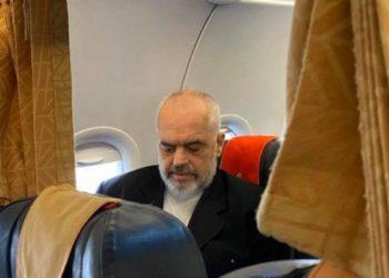 Pas takimit me kancelaren Merkel, Rama merr avionin dhe bën dy lëvizjet strategjike