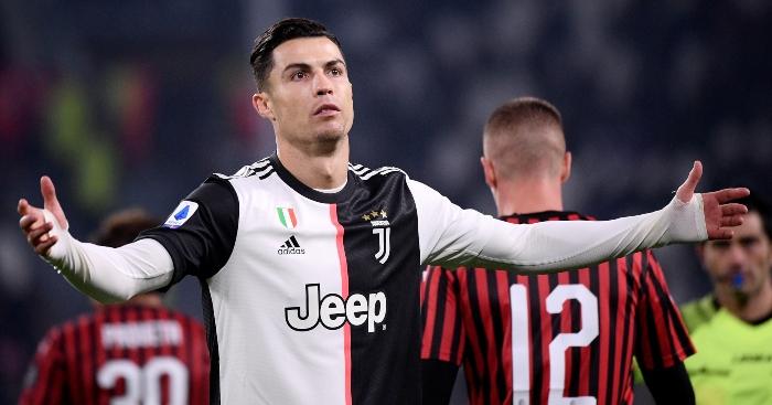 Ndryshoi formacionin e vitit për ta përfshirë Ronaldon, prestigjozia britanike zbulon skandalin e UEFA-s