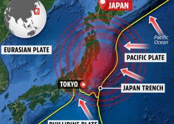 Studiuesit i frikësohen një tërmeti shkatërrues në Japoni