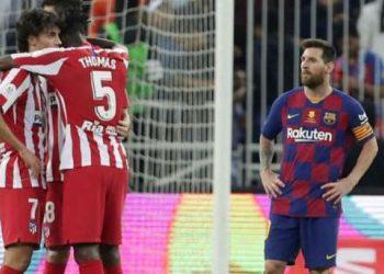 Dëshpërimi i Messit pas humbjes me Atleticon: Bëmë gabime foshnjarake