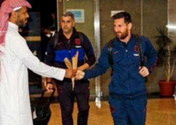 Barcelonës i del problem i papritur në Arabinë Saudite