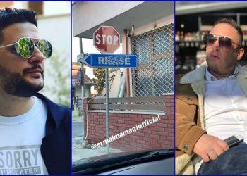 """""""Me mua mos u merr, kaq po të them"""", 'plas' mes Ermal Mamaqit dhe Rezart Veleshnjes (VIDEO)"""