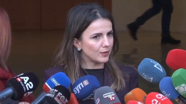 Rudina Hajdari 'thumbon' ashpër PD e LSI pas tryezës së përbashkët dhe bën deklaratën e fortë