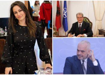 Zëdhënësja e Sali Berishës tregon për herë të parë lidhjen familjare me Ramën